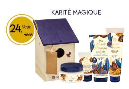 Karité Magique